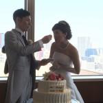 岩田の結婚式^^