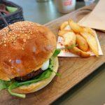 ハンバーガー食べたい!