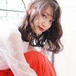 撮影スタイル☆波ウェーブと営業後の練習モデル