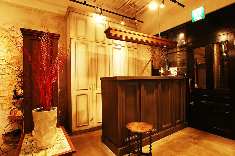 横浜元町の美容室アージュピコグラム